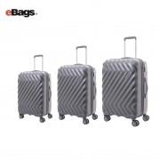 مجموعه چمدان آمریکن توریستر خاکستری -ZAVIS-I25