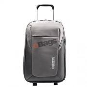 چمدان آمریکن توریستر چرخدار 55 سانت خاکستری-Astronolite-26T 001