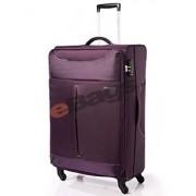 چمدان آمریکن توریستر چرخدار 55 سانت بنفش-SKY-25R 001