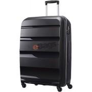 چمدان آمریکن توریستر چرخدار 66 سانت مشکی-BONAIR-85A 006
