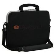 روکش لپ تاپ با دسته سامسونایت--26Z 021-LEORA PROTECT SHUTTLE 15.6