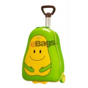 چمدان کودک طرح گلابی سبز سامسونایت -HARD UPRIGHT 52 CM FRUITS GREEN -21U 04 021