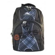 کوله پشتی چرخدار با لپ تاپ 17 اینچ های سیرا آبی FREEWHEEL