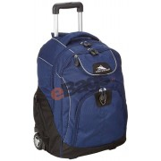 کوله پشتی چرخدار با لپ تاپ 17 اینچ های سیرا آبی POWERGLIDE
