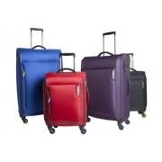 مجموعه چمدان آمریکن توریستر بنفش-Applite-82R