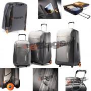 مجموعه چمدان آمریکن توریستر خاکستری-Astronolite-26T