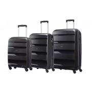 مجموعه چمدان آمریکن توریستر آبی-Bonair-85A