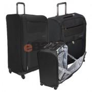 مجموعه چمدان آمریکن توریستر مشکی-MV+-20T