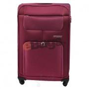 مجموعه چمدان آمریکن توریستر قرمز-MV+-20T