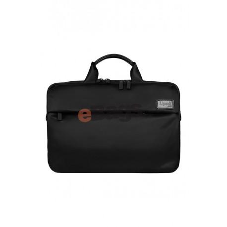 کیف لپ تاپ زنانه 15 اینچ Lipault Paris مشکی با کد P55 103 و PLUME BUSINESS LAPTOP BAG