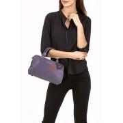 کیف زنانه سایز کوچک Lipault Paris بنفش با کد P51 008 و LADY PLUME BOWLING BAG
