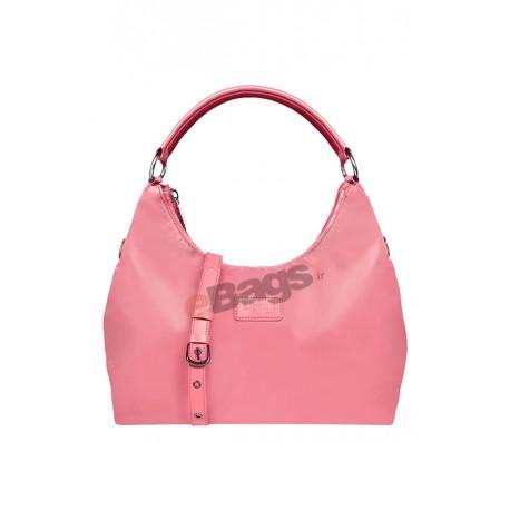 کیف زنانه سایز کوچک Lipault Paris بنفش با کد P51 014 و LADY PLUME HOBO BAG