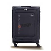 چمدان Kamiliant چرخدار 69 سانت مشکی MASAI-83W