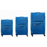مجموعه چمدان کاملینت آبی TORO-82W