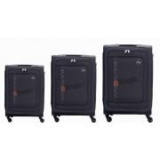 مجموعه چمدان کاملینت مشکی MASAI-83W