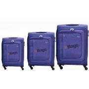 مجموعه چمدان کاملینت آبی MASAI-83W