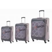 مجموعه چمدان کاملینت خاکستری HARITA-AM5